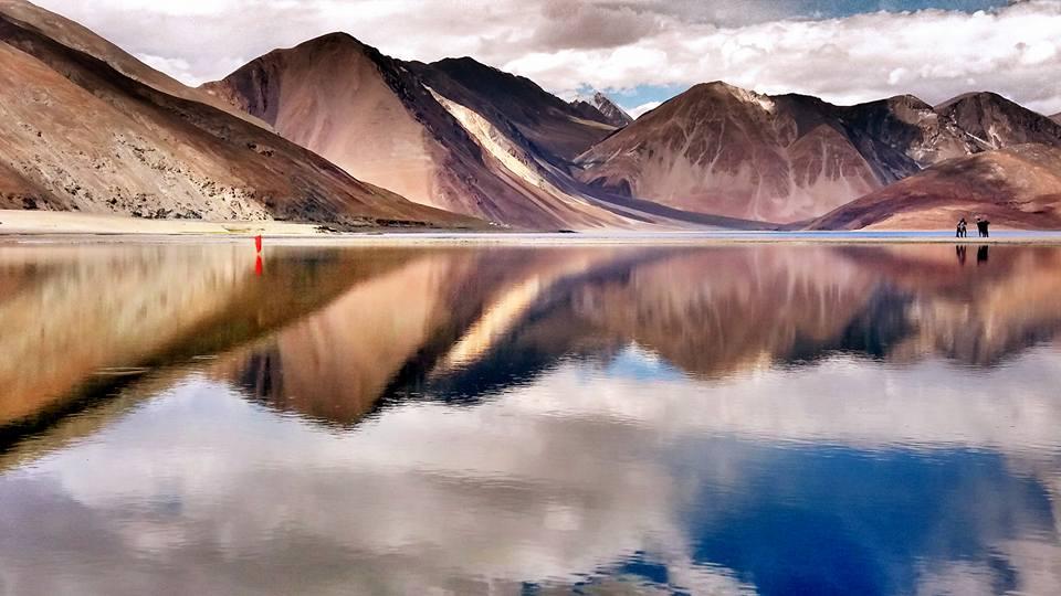 Kharar to Leh Ladakh Taxi Service